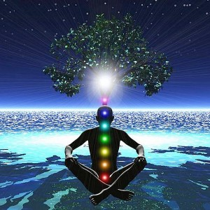 chakras in man on earth