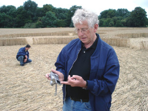 Colin Andrews Crop circle