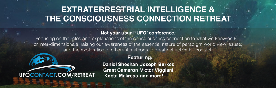 Extraterrestrial Intelligence and the Consciousness Connection Summer Retreat
