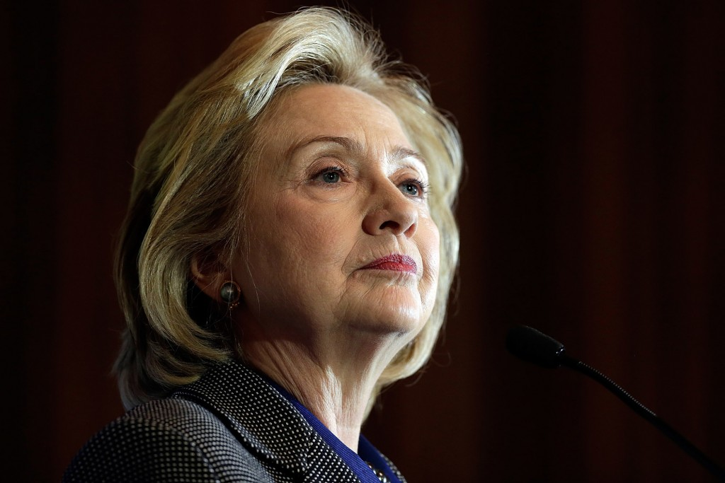 Open letter to the Honorable Hillary Clinton : Rockefeller Initiative