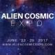 ALIEN COSMIC EXPO  June 23-25 2017 Toronto Canada