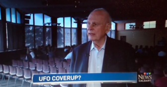 CTV Covers UFO & ET Coverup: Paul Hellyer via. Modern Knowledge Tour