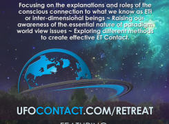 UFO Contact Summer Retreat 2014